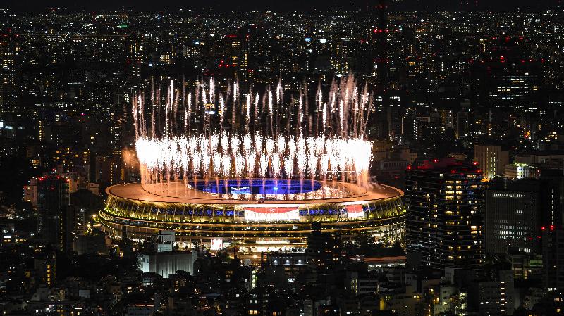 东京奥运期间,日本奥运官网遭逾4亿次网络攻击